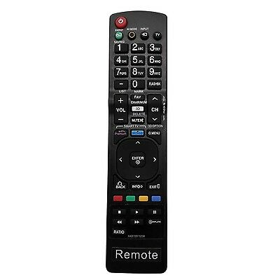 New 3D Smart TV Remote AKB72915238 sub AKB73275602 for LG TV 42LE4900 32LE4900