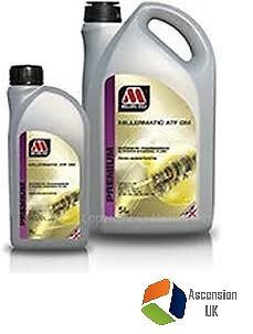 Millers Millermatic Atf Dm Automatic Transmission Fluid Oil 5 Litre - 5548Gg