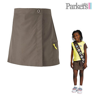"Brand New Quality Guides Rainbows Brownies Skort Skirt Shorts Size 22""-32"""