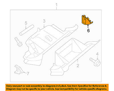 NISSAN OEM 73952JA00A Glove Box-Side Cover RIGHT SIDE