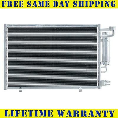 3881 Ac A/c Condenser For Ford Fits Fiesta Sedan Hatchback 1.6 L4 4Cyl