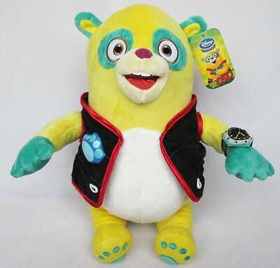"""Special AGENT OSO Plush Toy Doll 14"""" BNWT Kids Unisex Birthday Stuffed Toy Gifts"""
