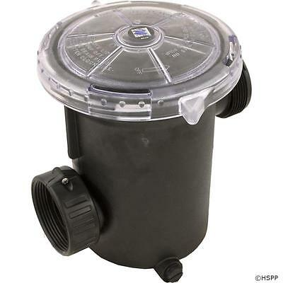 Waterway Hi-Flo Series Spa Pool Pump Trap Basket Assembly  310-6600