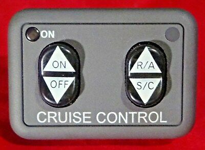 Rostra Cruise Control Kit For 97-03 Honda Accord w 250-4290 Adapter /& Dash Mount