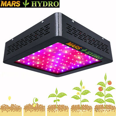 Mars Hydro Mars II 400 Led Grow Light Lamp Full Spectrum Indoor Plant Veg Flower