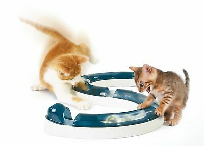 Catit Senses Cat or Kitten Play Circuit Interactive Toy