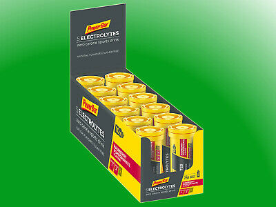 (88,54€/kg) 12 x Powerbar 5Electrolyte Isotonic Sports Drink + Trinkflasche