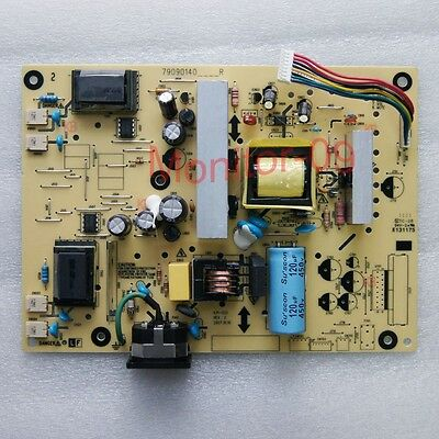 Power Board ILPI-033 79090140 For ViewSonic VA2026W 2226W VX2240W Without Audio