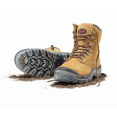 New Mack Blast Honey Lace Up Safety Boot With Zipper
