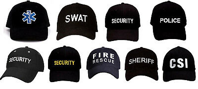 387dd447ff2 Cap Hat Low Profile Law Enforcement Security Police SWAT EMT Supreme Rothco