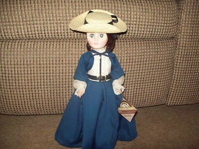 """Effanbee Doll Gibson Girl  """"The Passing Parade""""  1978"""