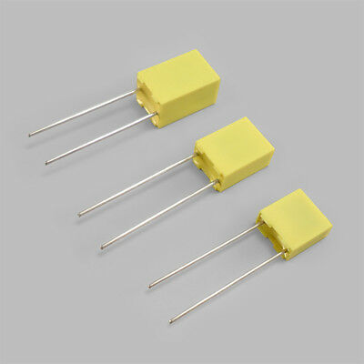 10x Polyester MKT Capacitor 1nF to 1uF - 1st Class UK Post
