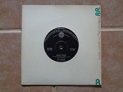 """THE ARCHIES_Sugar Sugar_Melody Hill_used 45 VINYL_7""""_ships from AUS!_B2a"""