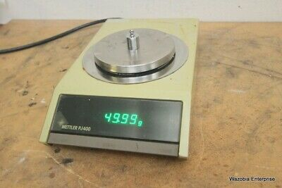 Mettler Pj400 Digital Laboratory Scale