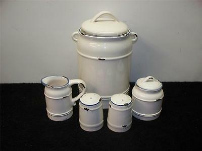 Lot of 5 At Home Brand Ceramic Kitchenware