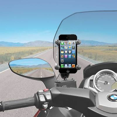 X-Grip Holder for iPhone Navis & Smartphones - BMW C 600 650 Sport GT evolution