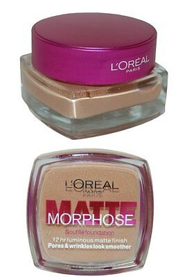 L'Oreal Matt Morphose Foundation  Amber 310.