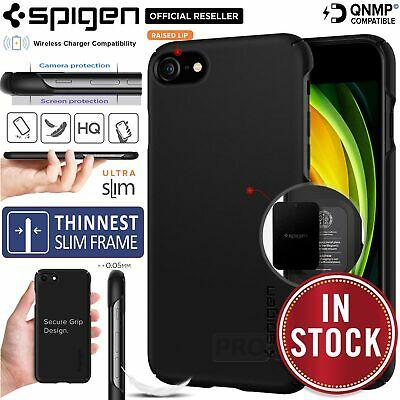 iPhone 7 Plus / 7 /6S/6 Case, Genuine SPIGEN Ultra Slim Thin Fit Cover for Apple