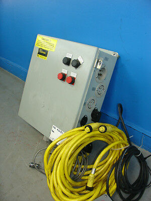 RAPISTAN conveyor motor controller for 2 conveyors w/ Conveyor Scale Control