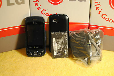 LG GW370 Neon II - blue (AT&T) Unlocked  Cellular Phone