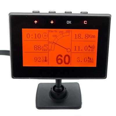 Multifunctional Car Head Up Display Computer for Automobile with Stand