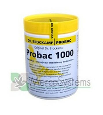 Pigeon Products - Probac 1000 500gr (Probiotic Electrolyte) by Dr. Brockamp