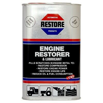 RESTORE Thwaites Bedford Winget Lifton Engines - AMETECH ENGINE RESTORE OIL 1LTR