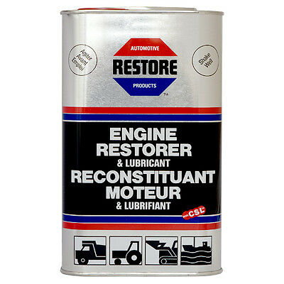 FORD 8210 INTERNATIONAL TRACTOR ENGINES use AMETECH ENGINE RESTORER OIL 1 litre