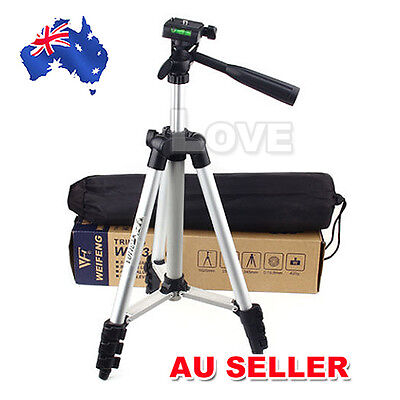 OZ G Professional Camera Tripod Digital Camcorder Video for Nikon Canon Pentax