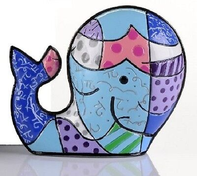 "BRITTO MINIATURES - ""BRENDAN"" the WHALE - 331844 1st EDITION - NEW"