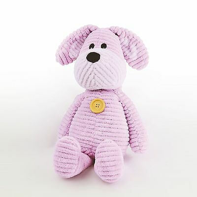 Intelex Beany Belly Corduroy Bunny Rabbit - Microwave Heated Wheat Bag Soft Toy