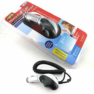 50x Wholesale Heavy Duty Car Charger for LG Optimus L90