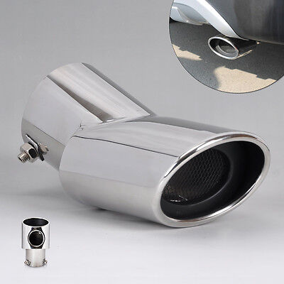 Fit For Hyundai Ix35 2010 2011 2012 2013 2014 Exhaust Tail Rear Muffler Tip Pipe