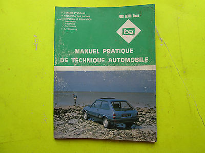 Revue Pratique De Technique Automobile/ Ford Fiesta Diesel / 1985 / B6E6