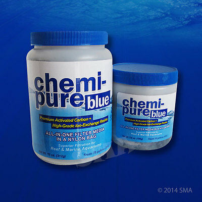 BOYD Chemi Pure BLUE aquarium filter media
