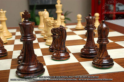 """The Professional Series Chess Set - 3.75"""" King"""