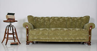 ART DECO SOFA  canapé GOLD original coverings & upholstery excellent condition