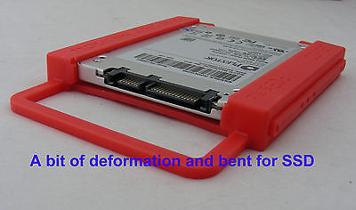 2.5 TO 3.5 SSD HDD Notebook Hard Disk Mounting Adapter Bracket Dock Holder