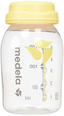 Medela 5 oz 6 Pack Breastmilk Collection and Storage Bottles Breast Milk Baby