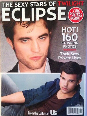 The Sexy Stars Of Twilight Eclipse NEW