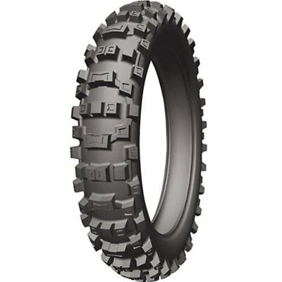 Michelin Tire Cross AC10 120/90-18 DOT Road Legal Off Road Dirt Bike Rear Tyre