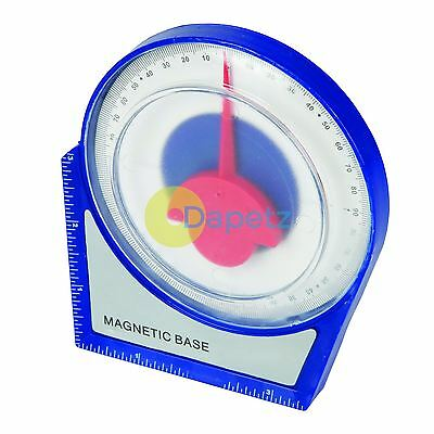 Quality Inclinometer Roofing Scaffolding Angle Finder Level Gauge 100mm