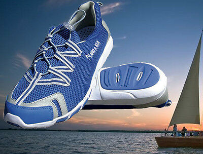 Mariner Yacht / Boat Shoe From Land & Sea-  Great For Sailing & Boating