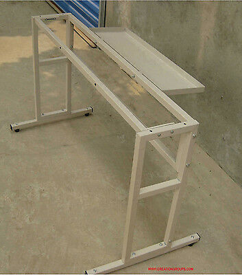 Universal Metal Stand Table for All Brother Silver Reed Artisan Knitting Machine