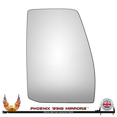 Right Han Driver Side Ford Transit Custom Mk8 2013-2018 Convex Wing Mirror Glass