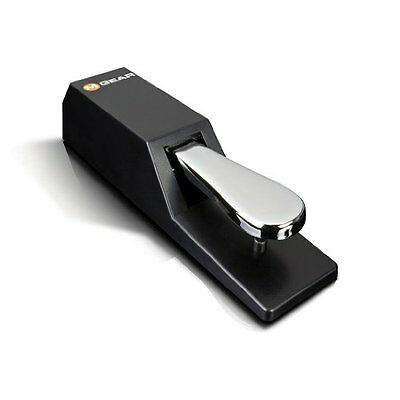 M-Audio SP-2 Sustain Pedal with Piano Style Action for Keyboards Free Shipping