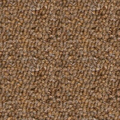 22 Select Contract CARPET TILES Oak Brown Heavy Duty Hard Wearing Commercial