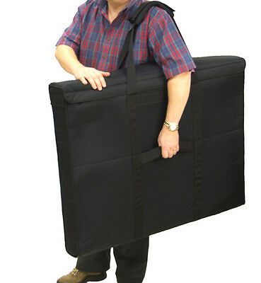 Orchard A2 Drawing Board Carry Case, small Fabric Black 73x47x9cm Storage New