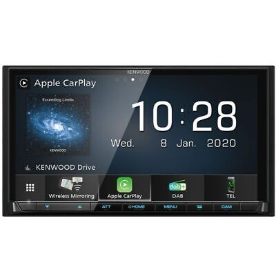 "Alpine BMW 3 Series E46 7"" Screen GPS Bluetooth CarPlay & Android Auto HDMI"