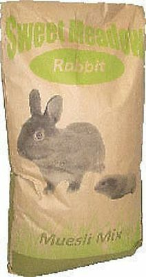 Sweet Meadow Rabbit Food Muesli Mix 20kg